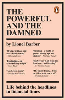 The Powerful and the Damned : Private Diaries in Turbulent Times, EPUB eBook