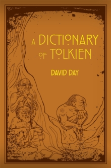 A Dictionary of Tolkien, Paperback Book