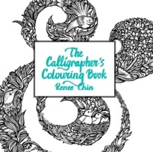The Calligrapher's Colouring Book, Paperback / softback Book