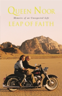 A Leap of Faith : Memoir of an Unexpected Life, Paperback / softback Book