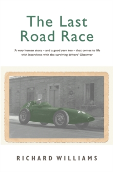The Last Road Race, Paperback Book
