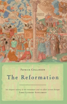 The Reformation, Paperback / softback Book