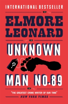 Unknown Man Number 89, Paperback Book