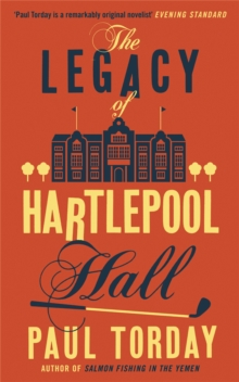 The Legacy of Hartlepool Hall, Paperback Book