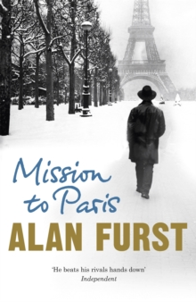 Mission to Paris, Paperback Book
