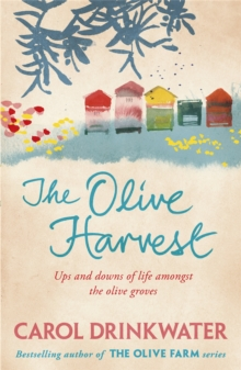 The Olive Harvest : A Memoir of Love, Old Trees, and Olive Oil, Paperback Book