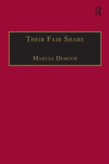 Their Fair Share : Women, Power and Criticism in the Athenaeum, from Millicent Garrett Fawcett to Katherine Mansfield, 1870-1920, Hardback Book