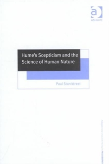 Hume's Scepticism and the Science of Human Nature, Hardback Book