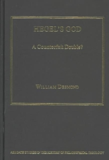 Hegel's God : A Counterfeit Double?, Hardback Book