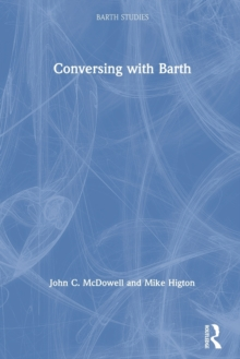 Conversing with Barth, Paperback / softback Book