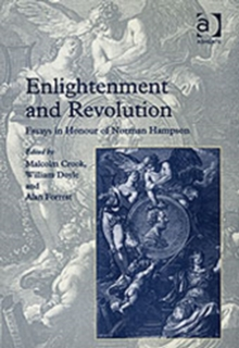 Enlightenment and Revolution : Essays in Honour of Norman Hampson, Hardback Book