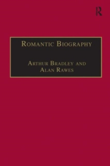 Romantic Biography, Hardback Book