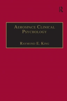 Aerospace Clinical Psychology, Hardback Book