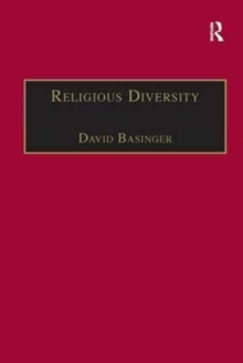 Religious Diversity : A Philosophical Assessment, Paperback / softback Book