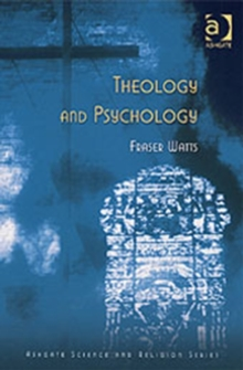 Theology and Psychology, Hardback Book