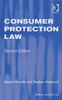 Consumer Protection Law, Hardback Book