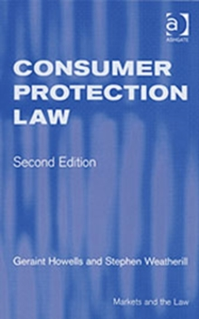 Consumer Protection Law, Paperback / softback Book