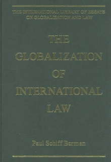 The Globalization of International Law, Hardback Book