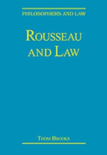 Rousseau and Law, Hardback Book
