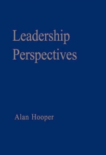 Leadership Perspectives, Hardback Book