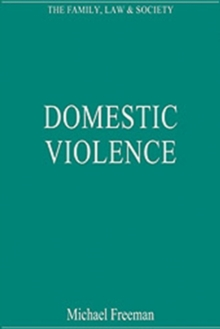 Domestic Violence, Hardback Book
