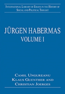 Jurgen Habermas, Volumes I and II, Hardback Book