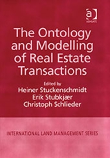 The Ontology and Modelling of Real Estate Transactions, Hardback Book