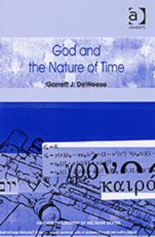 God and the Nature of Time, Hardback Book