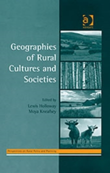 Geographies of Rural Cultures and Societies, Hardback Book