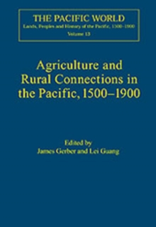 Agriculture and Rural Connections in the Pacific, Hardback Book