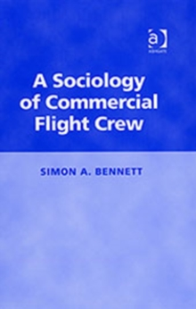 A Sociology of Commercial Flight Crew, Hardback Book