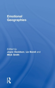 Emotional Geographies, Hardback Book