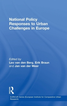 National Policy Responses to Urban Challenges in Europe, Hardback Book