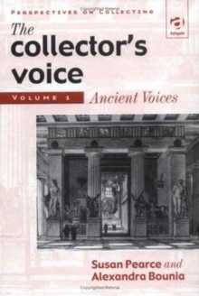 The Collector's Voice : v.ume Set, Mixed media product Book
