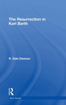 The Resurrection in Karl Barth, Hardback Book