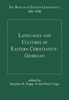 Languages and Cultures of Eastern Christianity: Georgian, Hardback Book