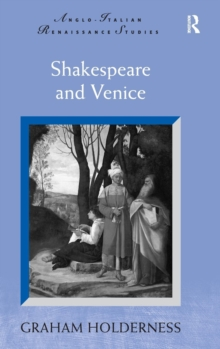 Shakespeare and Venice, Hardback Book