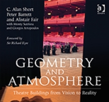 Geometry and Atmosphere : Theatre Buildings from Vision to Reality, Hardback Book