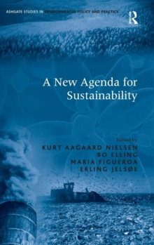 A New Agenda for Sustainability, Hardback Book