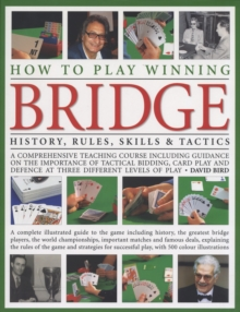 How to Play Winning Bridge, Hardback Book
