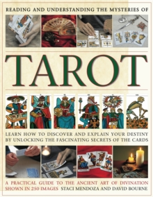 Reading And Understanding The Mysteries of Tarot, Hardback Book