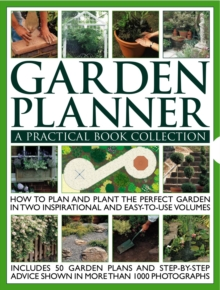 Garden Planner : A Practical Book Collection, Paperback Book
