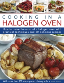 Cooking in a Halogen Oven, Hardback Book