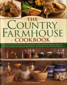Country Farmhouse Cookbook, Hardback Book