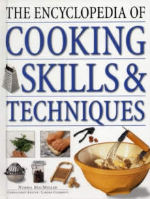 The Encyclopedia of Cooking Skills and Techniques, Hardback Book