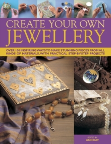 Create Your Own Jewellery, Hardback Book