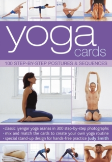 Yoga Cards : 100 Step-by-Step Postures & Sequences (in a Tin), Cards Book