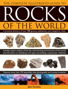 Complete Illustrated Guide to Rocks of the World, Hardback Book
