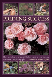 Pruning Success, Hardback Book