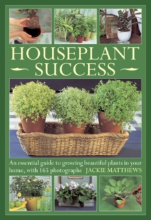 Houseplant Success, Hardback Book